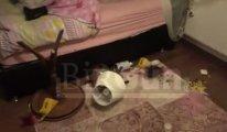 Kadirova'nın odası ilk kez yayınlandı: Boğuşma yaşanmış!