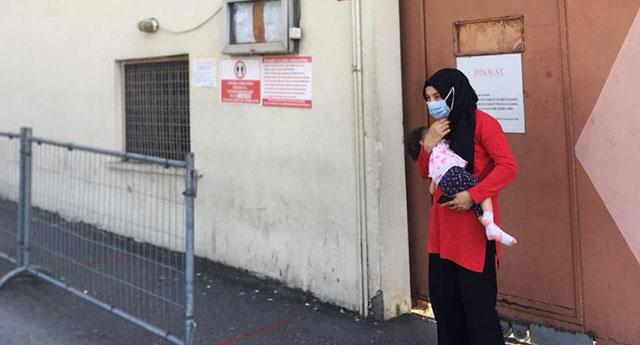 Anne babası tutuklanan hasta Bahar bebek yemiyor, uyumuyor, sürekli ağlıyor