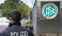 Alman Futbol Federasyonu'na vergi baskını