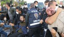 10 Ekim Katliamı anmasına polis müdahalesi: Aileler kol kola zincir oluşturarak anma gerçekleştirdi