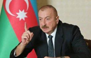 Aliyev: Zengilan şehrini de kurtardık