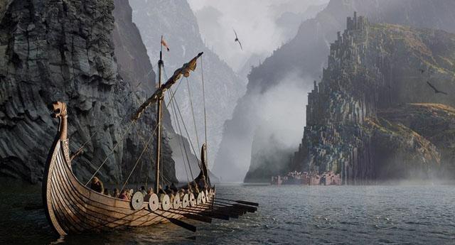 'Vikingler Amerika'yı Kristof Kolomb'dan 500 yıl önce keşfetti'
