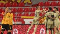 Fenerbahçe'de çifte sevinç