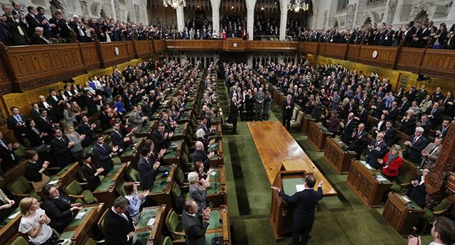Kanada Meclisi'nde 'Uygur Soykırımı var' kararı