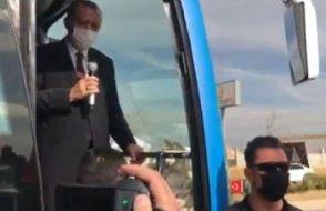 Erdoğan'ın 'al keyif çayı iç' dediği esnaf konuştu: Kırılmış, üzülmüş...
