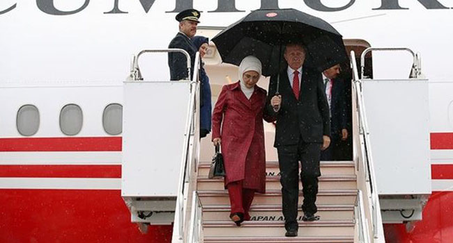 Boykot çağrısının ardından Emine Erdoğan'ın çantası gündemde