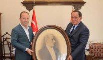 Alaattin Çakıcı'dan CHP'li belediyeye ziyaret