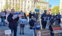 Almanya'da 'Beyaz Sandalye' ile adalet çağrısı: Türkiye'deki siyasi tutuklulara özgürlük!
