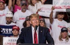 Trump kendisi için düzenlediği veda planını Pentagon kısmen veto etti