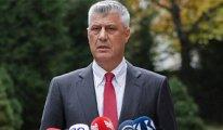 Haşim Taçi Lahey'de gözaltına alındı