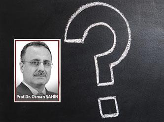 [Prof. Dr. Osman Şahin ] Yalanlarla yok edilmek istenen güvenme duygusu!