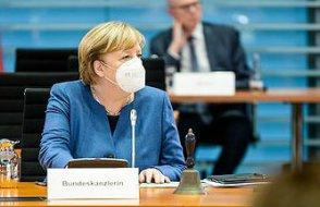 Merkel'den pandemi açıklaması