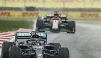 Formula 1 Türkiye Grand Prix'si için açıklama!