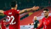 Milli takım Kadıköy'de 3-2 kazandı