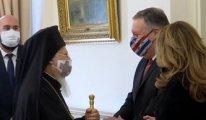 ABD Dışişleri Bakanı İstanbul'da Fener Rum Patrikhanesi ve Rüstem Paşa Camii'ni ziyaret etti