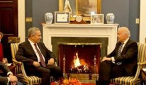 Bülent Arınç'tan Biden'a tebrik.Türkiye için söyledikleri iç politikaya yönelikti