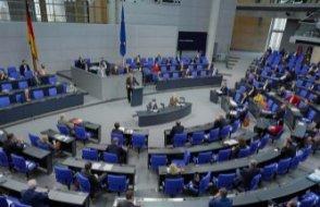 Alman Meclisi'nde hararetli Türkiye tartışması