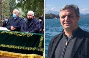 Koronavirüs sebebiyle vefat eden Hizmet gönüllüsü Hasan Bacak ebediyete uğurlandı