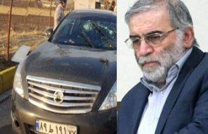 İran: Fahrizade suikastının failleri tespit edildi