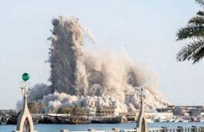 144 katlı binayı patlayıcılarla 10 saniye içinde böyle yıktılar