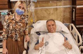 Aylar sonra hastaneden ilk fotoğraf