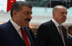 Erdoğan ve Bakan Koca hakkında suç duyurusu