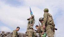 Azerbaycan Ordusu 28 yıl sonra Laçin'e girdi