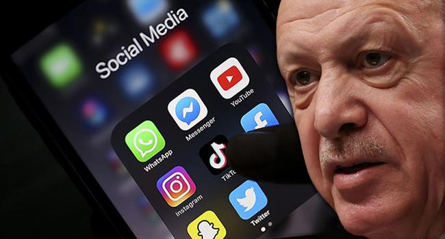Erdoğan kendi sosyal medyasını kuracak
