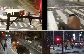 Brezilya'da 'La Casa De Papel' soygunu: 30 kişi bankayı benzer yöntemle soydu