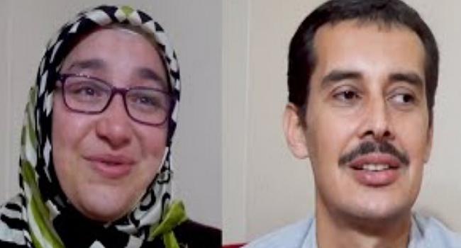 Vaaz vermesi suç sayılan vaize Nebiye Kusursuz: Hakim 'seni salalım da bizi mi içeri alsınlar?' dedi