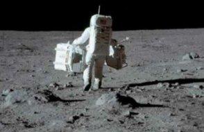 Çin'in Ay yüzeyinden yeni örnekler topladı