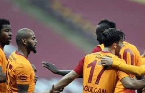 Galatasaray'da galibiyet serisine devam