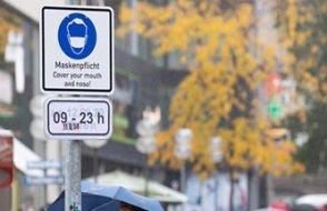 Almanya'da gece sokağa çıkma yasağına devam