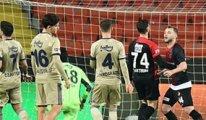 Fenerbahçe'ye bir darbe de Gaziantep'ten