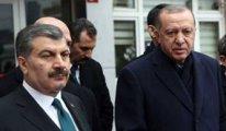 Erdoğan ile Fahrettin Koca arasında gerilim
