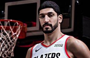 NBA'deki  Türk Derbisinin galibi Enes Kanter