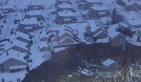 Norveç'te heyelan yüzünden köyün yarısı göçtü