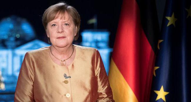 Merkel'den mutasyon ve BioNTech açıklaması