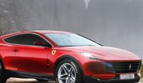 Ferrari'nin ilk elektrikli aracı SUV olacak