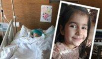 Yoğun bakımdaki Kübra, cezaevinden 5 saatlik izinle gelen babasını tanıyamadı
