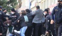 Ankara'da polis öğrencileri yerde sürükledi