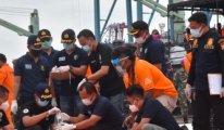 Endonezya'da kaybolan uçağın yeri tespit edildi