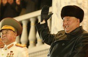 Kuzey Kore dünyaya şov yaptı