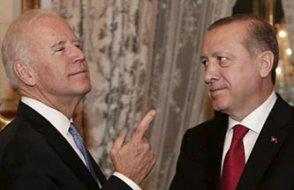 Biden, Erdoğan'a cevap vermedi