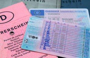 Almanya'da zorunlu  ehliyet değişimi başlıyor