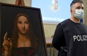 İtalya'da Leonardo da Vinci'nin bir tablosunun 500 yıllık kopyası bulundu