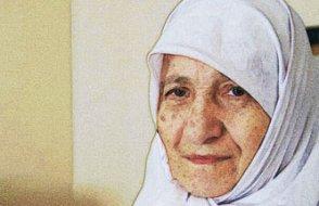 Bir vefatın ardından: Hocaefendi'nin ablası Nurhayat Teyze