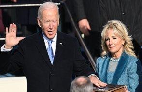 Joe Biden resmen ABD'nin 46'ncı Başkanı