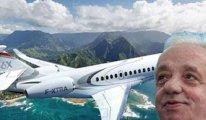AKP'nin ihale zenginleri lüks jet yarışında
