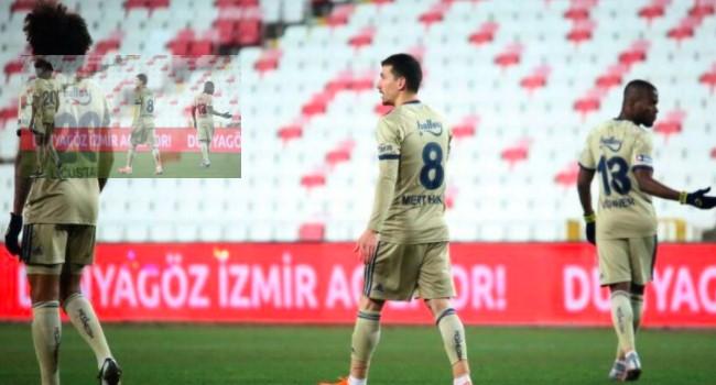Fenerbahçe'nin galibiyet serisi Sivas'ta son buldu